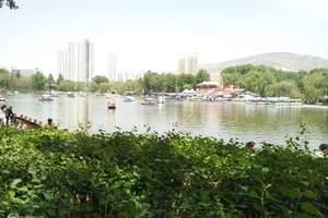 西北上兰州-西宁-德令哈-敦煌-嘉峪关-张掖双卧10日游
