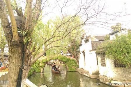 【五星苏杭】-苏州杭州+三水乡双卧5日