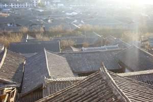 昆明石林、大理洱海、丽江古城、玉龙雪山冰川索道双飞六天游