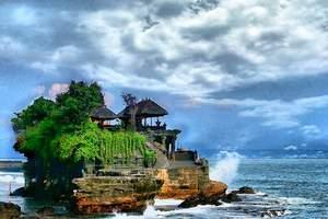 长沙到巴厘岛旅游,长沙直飞巴厘岛6日纯玩游(海边五星酒店)