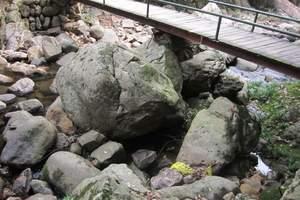 矿泉水上的漂流-浪尖上过山车-2日龙井峡漂流+青山湖风光