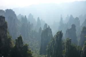 宜昌往返  张家界森林公园 天门山纯玩五日游