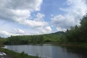汤旺河石林+五营森林公园+金沙河漂流2日游
