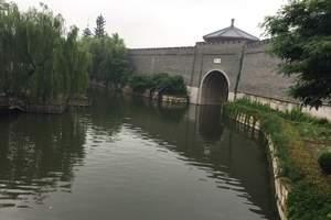 过年去台儿庄 青岛到台儿庄深度二日游 去台儿庄多少钱