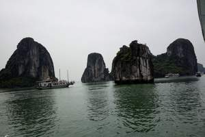 南宁到越南芒街、下龙湾、吉婆岛四天品质游|越南4天精品团