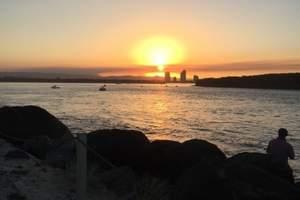 悉尼-杰尼斯湾-黄金海岸-墨尔本九日游【武汉出发纯玩】