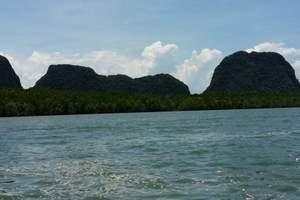 北京到泰国旅游-东南亚蓝白物语香港泰国10日游