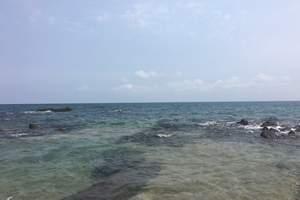 青岛到海口天涯海角、大小洞天、双飞六日游
