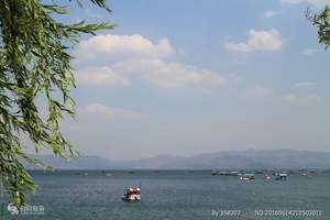 昆明、抚仙湖、坝美、普者黑、弥勒6日品质游