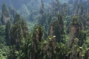 张家界森林公园+天门山国家森林公园(玻璃栈道)双卧4日(钻石