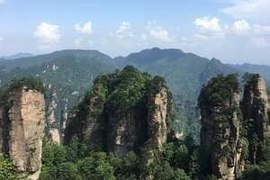 张家界3日 袁家界+天子山+金鞭溪+凤凰古城 经典特惠