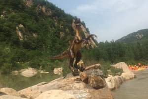 夏季漂流到哪里去-郑州到恐龙谷漂流一日游-恐龙谷漂流在哪里