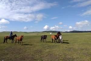 【草原系列】呼伦贝尔、敖鲁古雅、根河源、黑山头穿越7日游