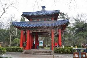 华东游纯玩推荐 青岛去南京、黄山、千岛湖、杭州西湖双飞5日游