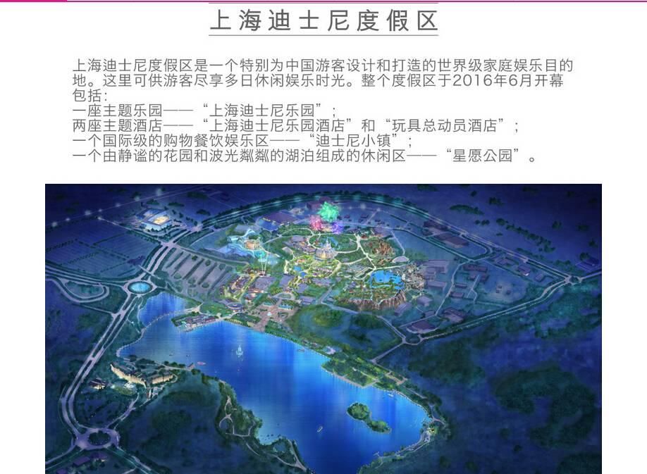 上海迪士尼乐园门票(一张起订,价低)