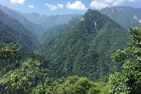 西安到宝鸡红河谷旅游_红河谷、农夫山泉工厂参观二日游