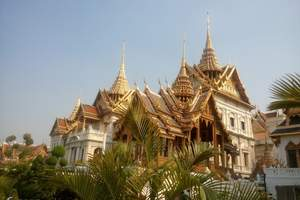 老年团 泰国曼谷+芭提雅旅游+疗养十日 领队+境外管家 北青