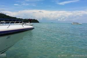 长沙到泰国斯米兰、普吉六日游,玩转海岛