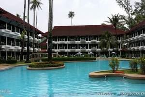 【泰国曼谷芭提雅、沙美岛六天】国际五星蒙天河畔180°河景房