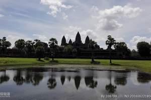 醉美吴哥 柬埔寨一地4晚6天深度游、探寻大、小吴哥窟四星酒店