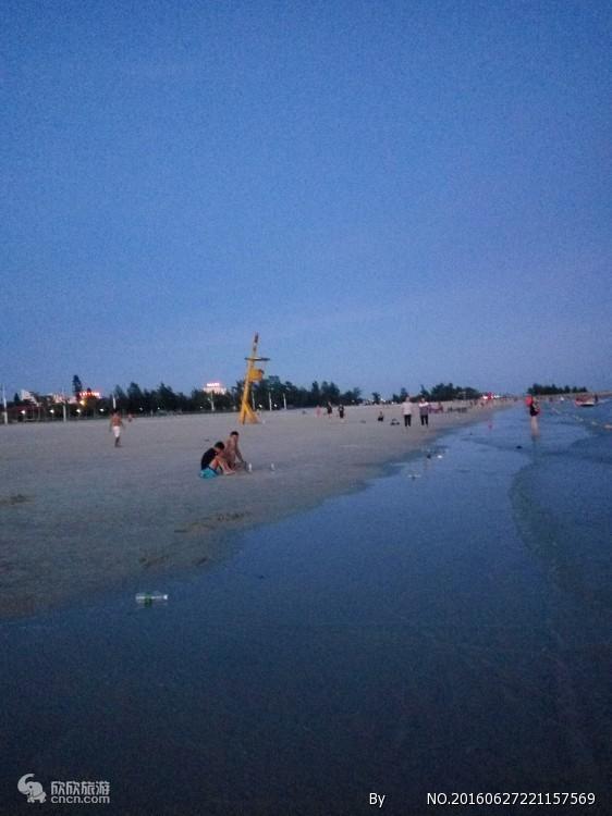 石家庄出发到南宁旅游-德天、通灵、北海银滩、双飞六日游