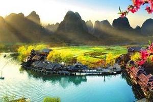 6月宁波到磐安灵江源玻璃桥一日游    热门周边游