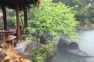 重庆到彭水旅游行程怎么安排 重庆彭水阿依河二日游 宝中旅游团