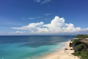 春节去巴厘岛旅游线路 青岛到巴厘岛双飞7日游,赠蓝梦岛一日游