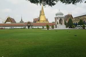 晋城出发 缤纷泰国   曼谷、芭提雅双飞 6 日游