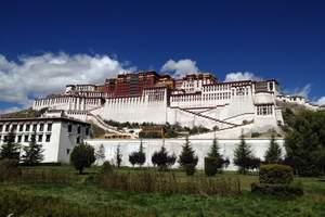 西藏旅游景点门票 布达拉宫门票一日游 自由行成人票