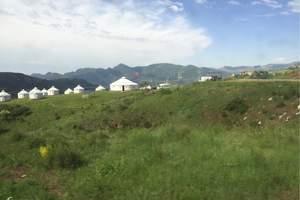 做回纯正的蒙古人+野炊+策马奔腾草原穿越+徒步纯玩体验4日游