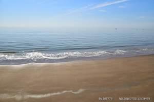 北戴河家庭亲子游,浅水湾浴场,海上帆船,好莱坞特技表演3日游