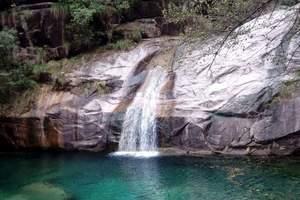 【六安附近旅游景点大全】红石谷 将军湖休闲一日游