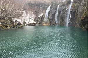 天津到长白山旅游团|吉林、长白山、镜泊湖至尊VIP高铁五日游