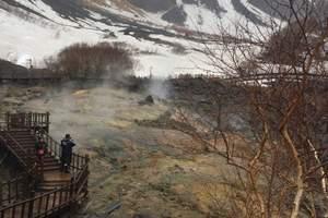 中朝界山--长白山北坡 豪华汽车2日游  带你吉林游名山