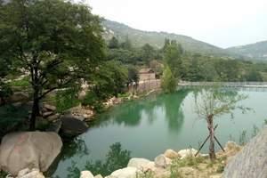 短途一日游泰安到天蒙山 玻璃观景台 沂蒙山银座天蒙旅游区一日