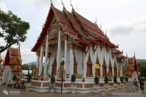 泰国月光岛好不好玩_泰国曼谷芭堤雅月光岛八日游