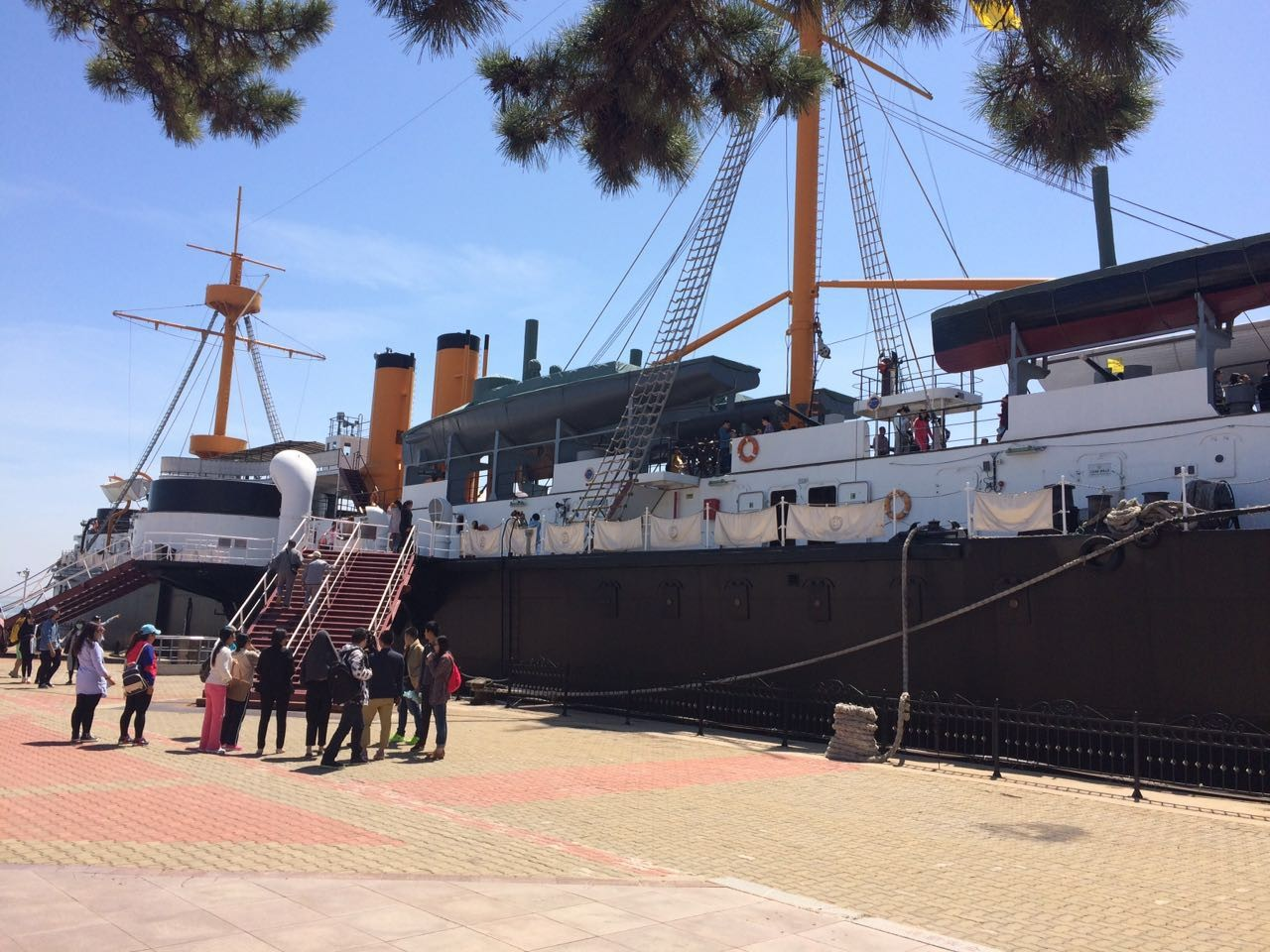 威海蓬莱超值跟团二日游:蓬莱八仙渡海、威海定远舰经典二日游