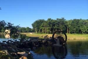 伊春宝宇龙花森林温泉小镇、度假、伊春经典旅游