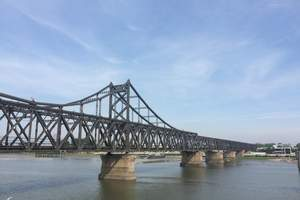 大连去丹东一般都去哪玩_丹东虎山长城鸭绿江二日游