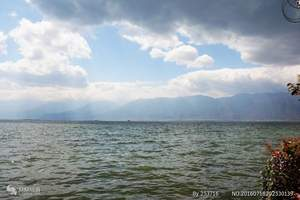 西安到云南昆明、大理、腾冲、芒市、瑞丽热海公园、洱海公园6日