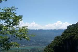 恩施常规景点【大峡谷、腾龙洞】二日游预定