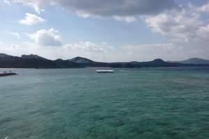 冲绳、万座毛、首里城、波之上神宫浪漫休闲五日游