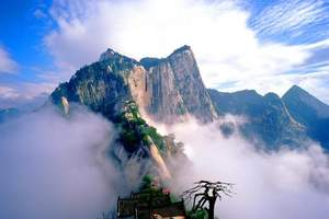 南宁去西安旅游团_西安兵马俑、华清池、华山双飞五日游