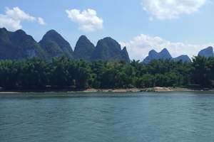 桂林象鼻山、漓江、芦笛岩、阳朔西街三日游、南宁到桂林旅游线路