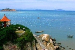 暑期宁波到浪漫青岛、大乳山银滩、沙滩篝火双飞6日纯玩游