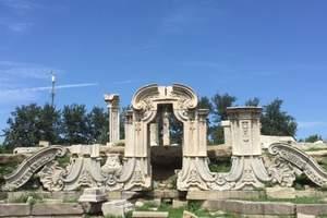 舒心北京、北京+天津(双卧)7日游天津旅游景点