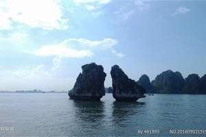 【南宁到越南4日游】越南河内、下龙湾、天堂岛4日游/含意外险