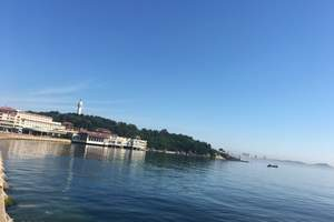烟威蓬+大型山水实景演出休闲汽车3日游