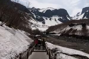 【长白山直飞】万达滑雪度假、魔界摄影、老里克湖朝鲜民俗村五天